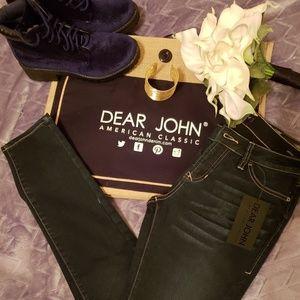 New Dear John Joyrich Comfort Skinny Jeans